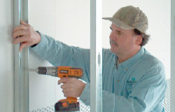 Interior drywall services